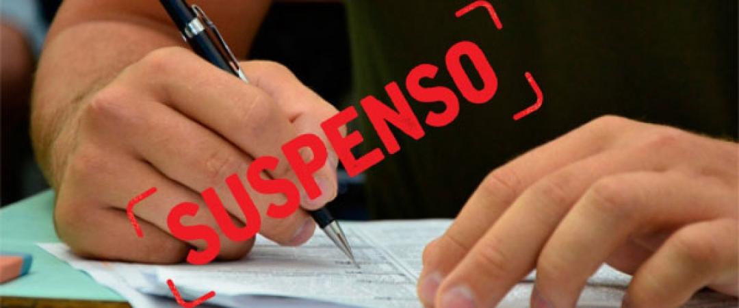 EDITAL DE CONCURSO PÚBLICO Nº 001/2020 – B - SUSPENSÃO DA APLICAÇÃO DA PROVA OBJETIVA